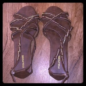 Maurices Shoes - Maurices size 7 sandals